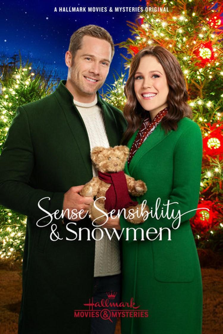 Sense, Sensibility and Snowmen poster