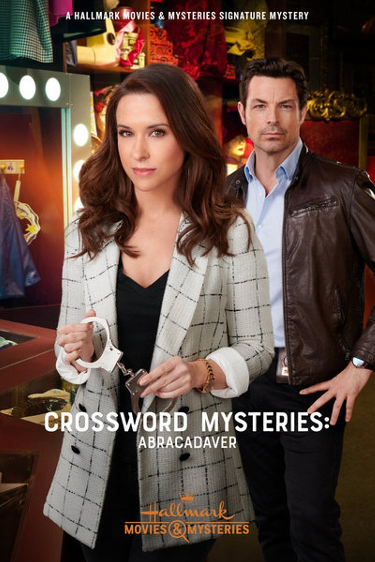 Crossword Mysteries Abracadaver poster