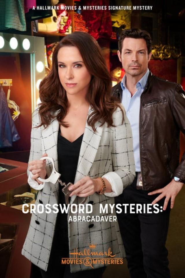 Take 3 Crossword Mysteries Abracadaver Review 18 Cinema Lane