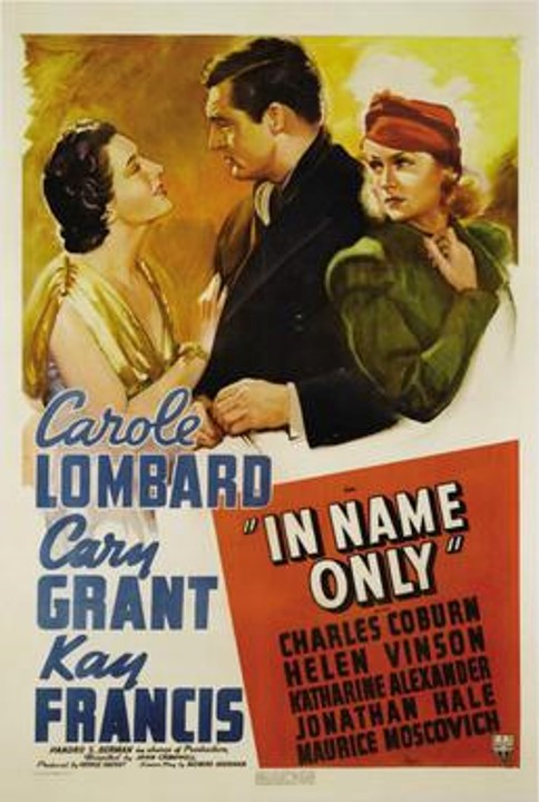 In Name Only poster