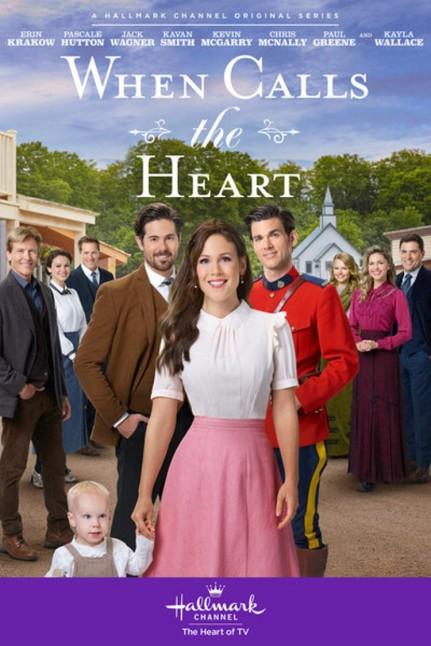 When Calls the Heart Season 7 poster
