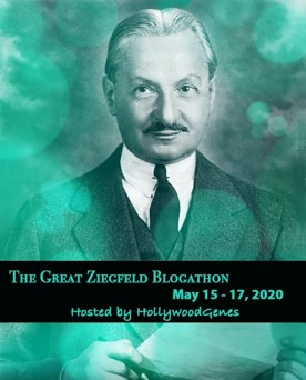 The Great Ziegfeld Blogathon banner