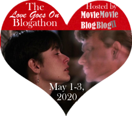 The Love Goes On Blogathon banner