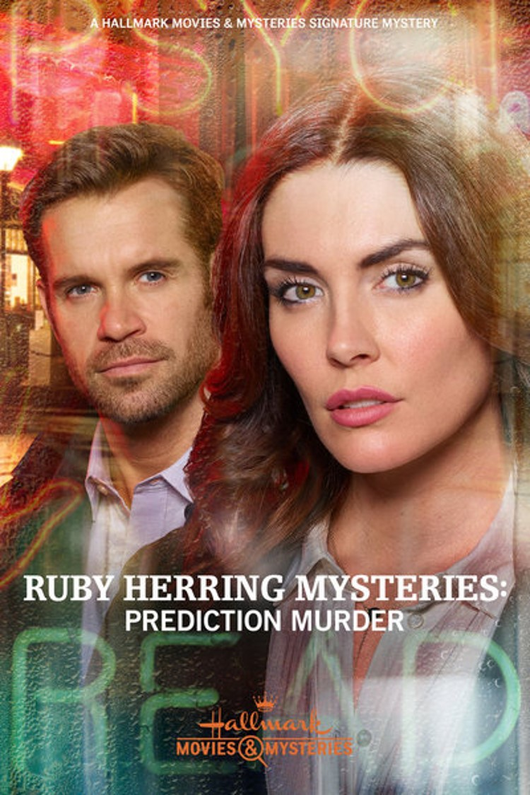 Ruby Herring Mysteries -- Prediction Murder poster