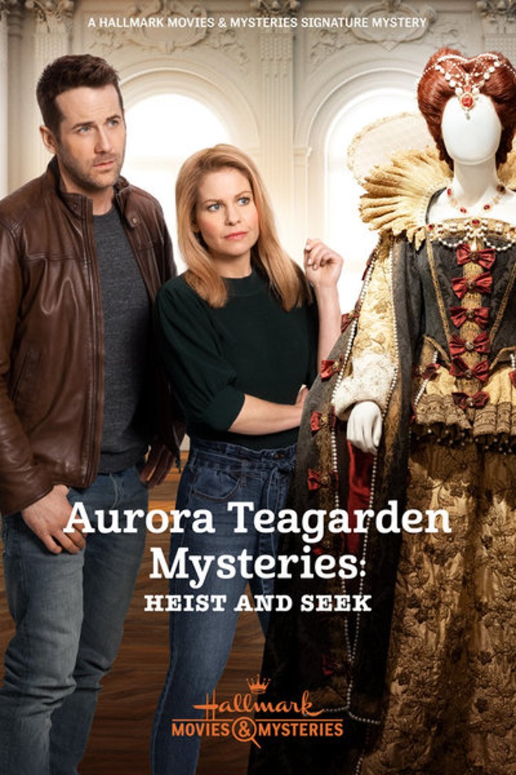 Aurora Teagarden Mysteries -- Heist and Seek poster